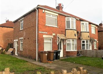 Thumbnail 2 bed flat to rent in Holderness Road, Wallsend