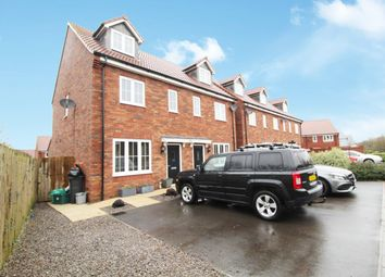 3 bed semi-detached house for sale in Badger Road, Thornbury, Bristol, Gloucestershire BS35