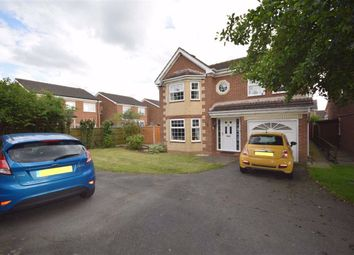 Thumbnail 4 bed detached house for sale in Warwick Gardens, Belper