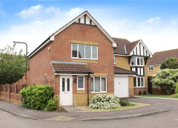 Thumbnail 3 bed detached house for sale in Linnet Close, Wick, Littlehampton