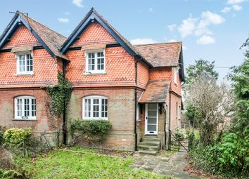 Thumbnail 3 bed semi-detached house to rent in Tapwood Cottages, Reigate Road, Buckland, Betchworth