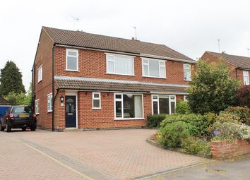 Thumbnail 3 bed semi-detached house for sale in Elmdene Road, Kenilworth