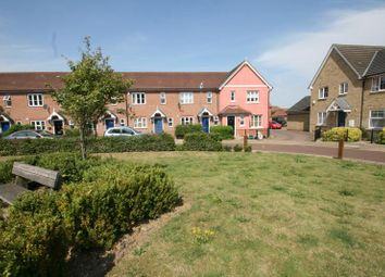 Thumbnail 2 bed terraced house to rent in Gordian Walk, Colchester, Essex