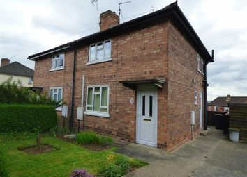 Thumbnail 2 bed property for sale in Birch Grove, Gainsborough