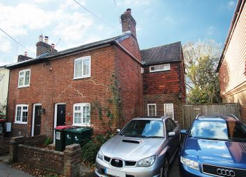 Thumbnail 3 bed end terrace house for sale in Church Street, Crawley, West Sussex.