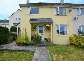 Thumbnail 3 bed semi-detached house for sale in Saracen Way, Penryn