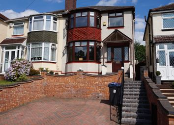 Thumbnail 3 bedroom semi-detached house for sale in Warren Road, Kingstanding, Birmingham