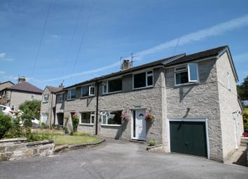Thumbnail 4 bed semi-detached house for sale in Baslow Road, Bakewell