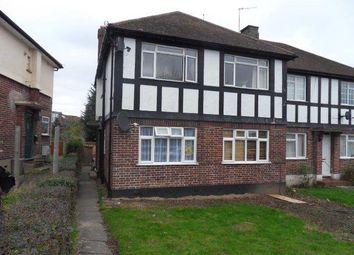 Thumbnail 2 bed maisonette to rent in Goring Way, Greenford, Middlesex