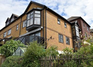Thumbnail 3 bed end terrace house for sale in Hathaway Court, Rochester