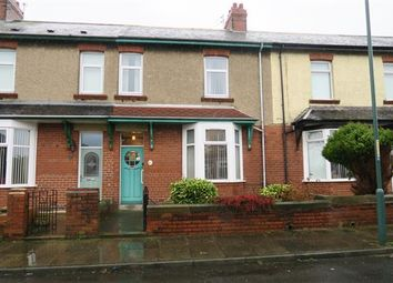 Thumbnail 3 bed terraced house for sale in Havelock Terrace, Jarrow
