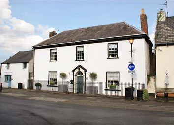 Thumbnail 5 bed detached house for sale in The Square, Magor, Caldicot, Wales