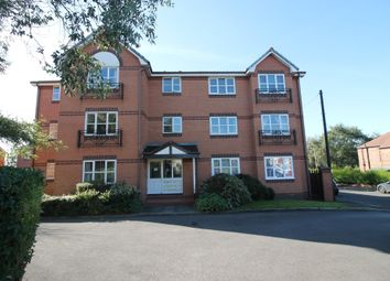 Thumbnail 2 bed flat for sale in Longview Drive, Wardley, Swinton, Manchester