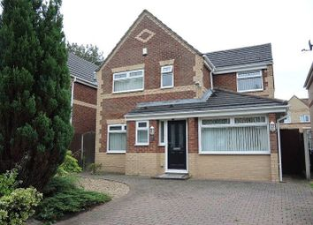 Thumbnail 4 bedroom detached house for sale in Marlowe Drive, West Derby, Liverpool