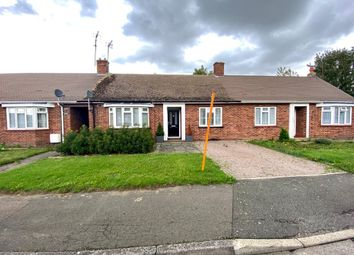 South Drive, March PE15. 2 bed semi-detached bungalow