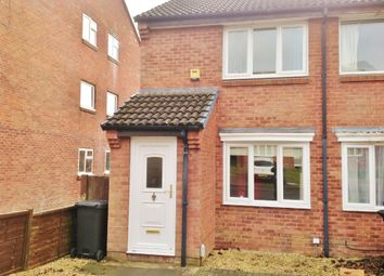 Thumbnail 2 bedroom end terrace house to rent in Marney Road, Grange Park, Swindon