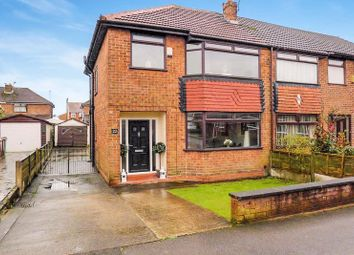 Thumbnail 3 bed semi-detached house for sale in Wilby Avenue, Little Lever, Bolton