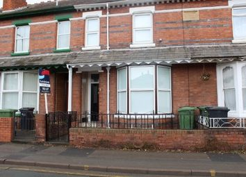 Thumbnail 4 bed terraced house to rent in Wyecliffe Terrace, Bath Street, Hereford