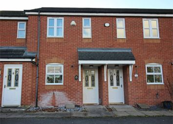 Thumbnail 2 bed town house to rent in Westwood Road, Atherstone, Warwickshire