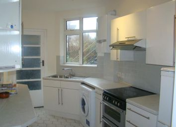 Thumbnail 2 bed flat to rent in Hazlemere Gardens, Worcester Park