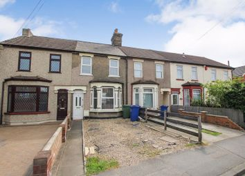 3 bed terraced house for sale in Mill Road, Aveley, South Ockendon RM15