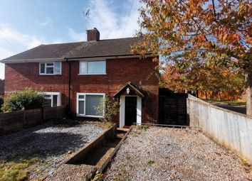 Thumbnail 2 bed property to rent in Greatfield Road, Winchester