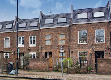 Thumbnail 4 bed terraced house for sale in The Village, London