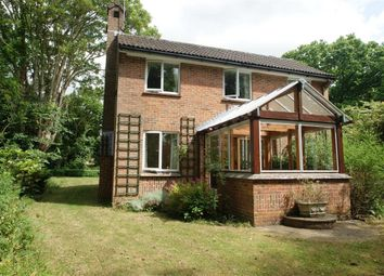 Thumbnail 3 bed detached house to rent in Barncroft, Appleshaw, Andover