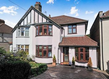 Thumbnail 4 bedroom semi-detached house for sale in Harland Avenue, Sidcup, .