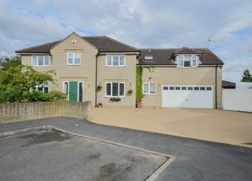 Thumbnail 5 bedroom detached house for sale in The Willows, Crowland, Peterborough