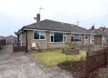 Thumbnail 3 bed semi-detached bungalow to rent in Tilmire Close, Fulford, York