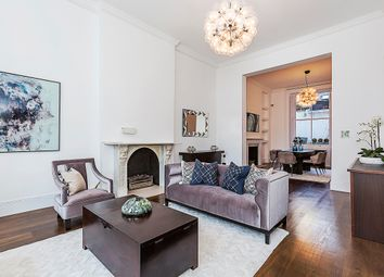 Thumbnail 3 bed flat for sale in Elvaston Place, London