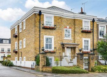 Thumbnail 2 bed flat to rent in Castelnau Mews, London