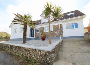 Thumbnail 3 bed detached house for sale in Hammils Close, Porthleven, Helston