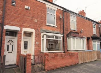 Thumbnail 2 bed terraced house for sale in Thoresby Street, Hull