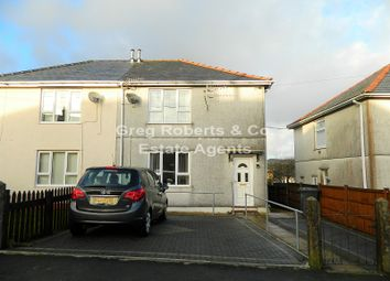 Thumbnail 3 bed semi-detached house for sale in North Avenue, Tredegar, Blaenau Gwent.