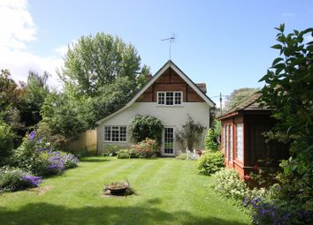 Thumbnail 3 bed detached house for sale in Houghton, Stockbridge, Hampshire