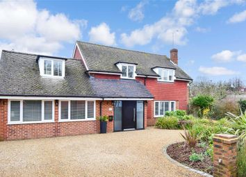 Thumbnail 4 bed detached house for sale in Searchwood Road, Warlingham, Surrey
