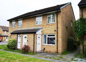 Thumbnail 1 bed flat to rent in Whitelands Way, Harold Wood, Romford
