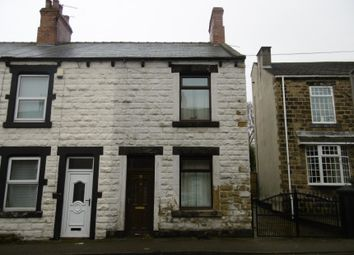 Thumbnail 2 bed end terrace house for sale in 91 Blythe Street, Wombwell, Barnsley, South Yorkshire