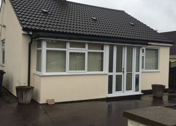 Thumbnail 4 bed detached bungalow to rent in Greenwood Close, Thurmaston, Leicester