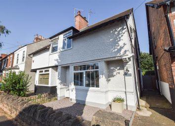2 bed semi-detached house for sale in Exchange Road, West Bridgford, Nottingham NG2