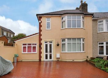 Thumbnail 4 bedroom terraced house for sale in Diamond Road, St. George, Bristol