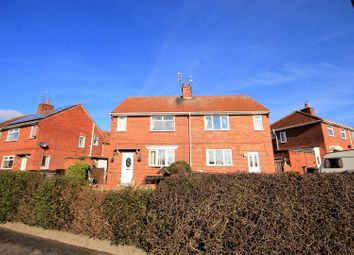 Thumbnail 2 bedroom semi-detached house for sale in Rowley Crescent, Durham
