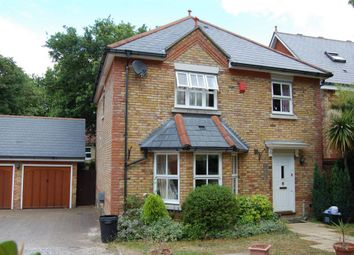 Thumbnail 4 bed detached house to rent in Whitehall Lane, Buckhurst Hill