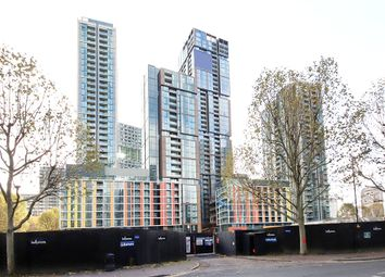 Thumbnail 3 bed flat for sale in Harbour Central, Canary Wharf, London