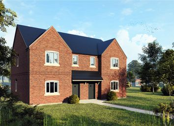 3 bed semi-detached house for sale in Plot 16, Grainfields, Digby, Lincoln LN4