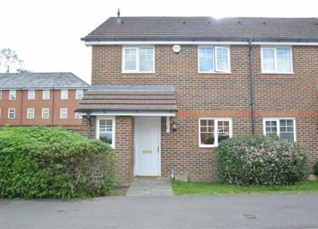 Thumbnail 3 bed end terrace house for sale in Beckett Road, Coulsdon, Surrey