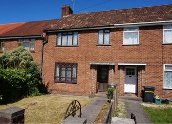 Thumbnail 3 bed terraced house for sale in Wellington Hill West, Henleaze