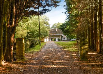 Thumbnail 6 bed detached house for sale in Bedwells Heath, Boars Hill, Oxford